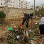 voluntariado marruecos limpieza