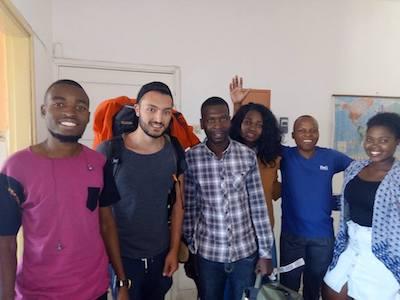 voluntariado mozambique educacion