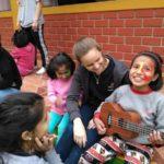 voluntariado perú niños escuelas