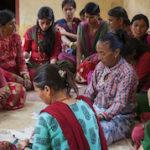 voluntariado verano nepal con mujeres