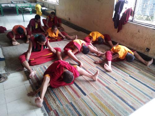 voluntariado verano nepal yoga