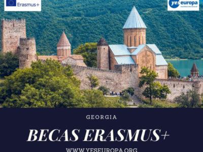 Becas Erasmus Plus en Georgia
