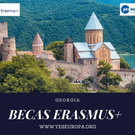 Becas Erasmus Plus en Georgia