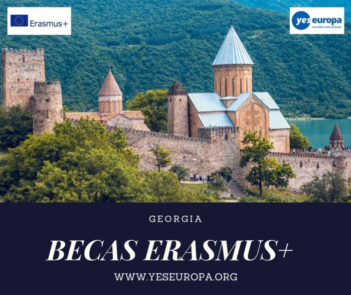 Becas Erasmus Plus