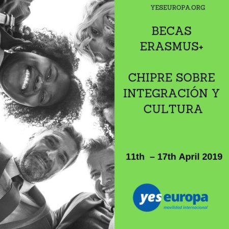 Becas Erasmus+ Chipre sobre cultura y integración