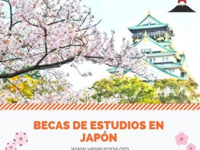 Becas de Estudios en Japón