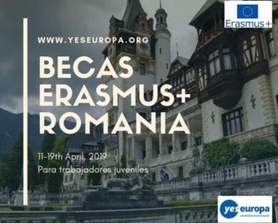 Becas Erasmus Romania en actividades creativas