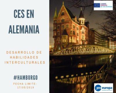 CES en Alemania en desarrollo de habilidades interculturales