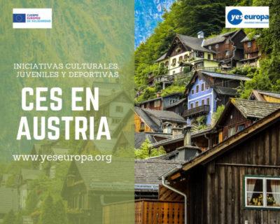 ESC en Austria en iniciativas culturales, juveniles y deportivas