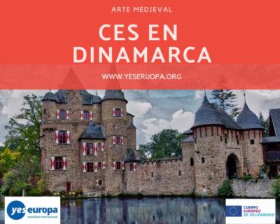 CES en Dinamarca en arte Medieval