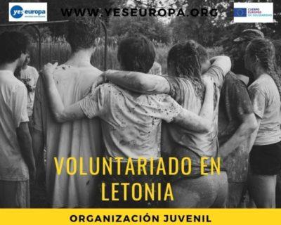 3 meses en Letonia para trabajar en una organización juvenil
