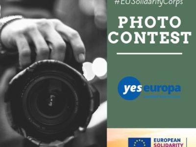 Concurso Cuerpo Europeo de Solidaridad