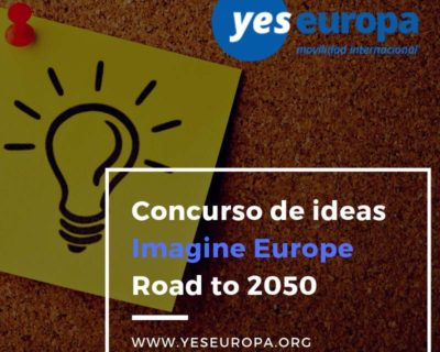 Concurso de ideas Imagine Europe road to 2050