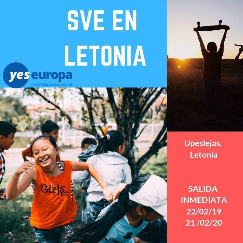 EVS en Letonia