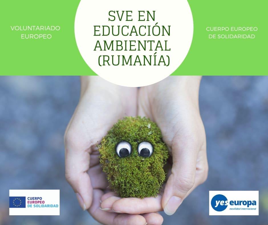 Hacer Voluntariado Rumanía