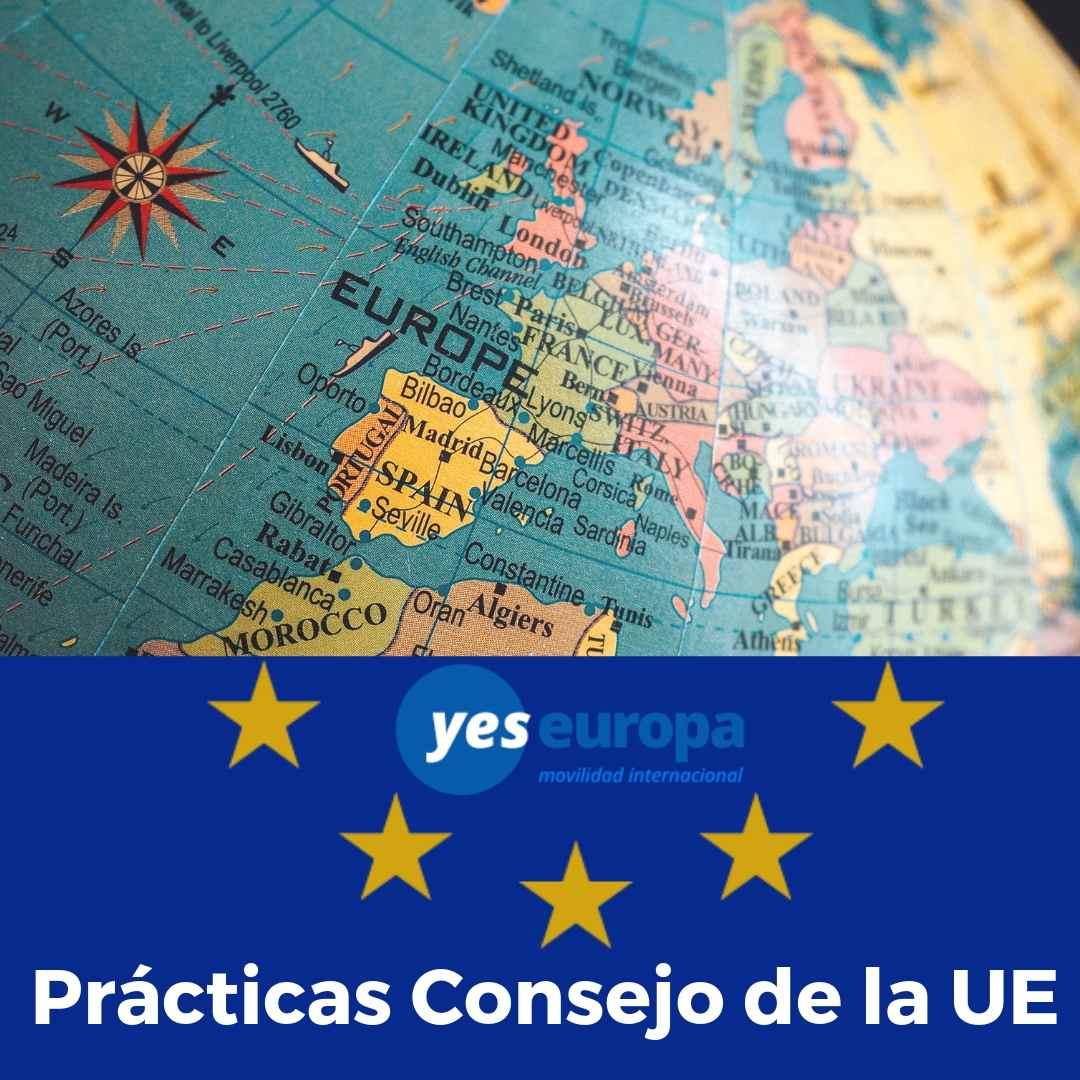 Prácticas Consejo de la UE