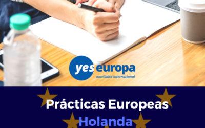 Practicas en instituciones europeas – EUROPOL