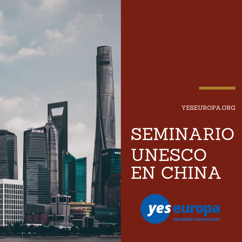 SEMINARIO UNESCO EN CHINA