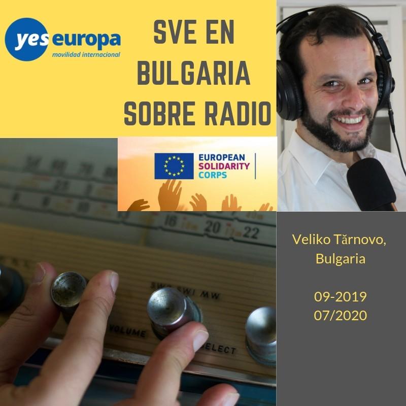 SVE Bulgaria sobre Radio