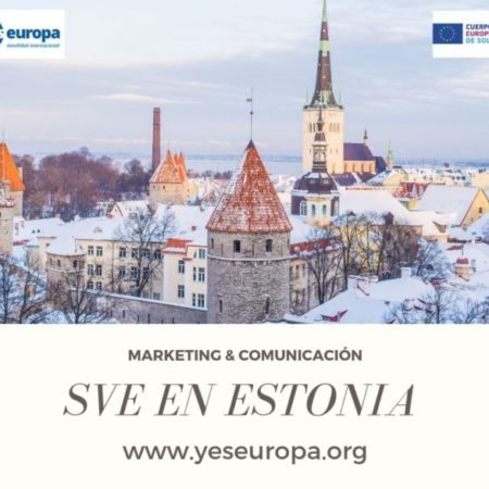 SVE en Estonia en periodismo, marketing y comunicación