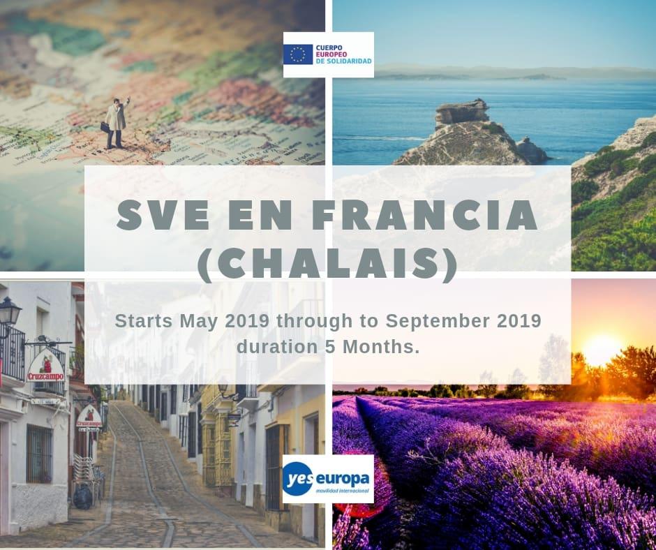 Ser Voluntario Europeo en Francia