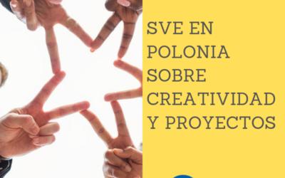 SVE Polonia sobre creatividad y proyectos juveniles