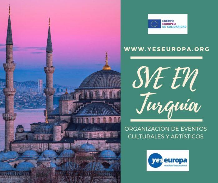 Voluntariado en Turquía