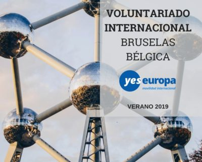 Voluntariado internacional Bruselas – Bélgica