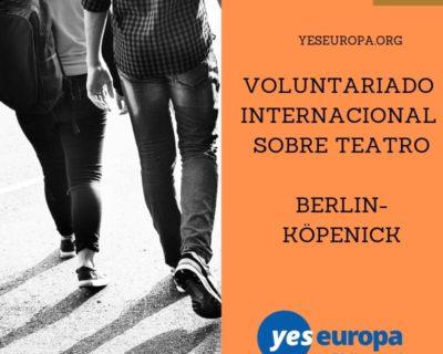 Voluntariado internacional sobre teatro en Alemania