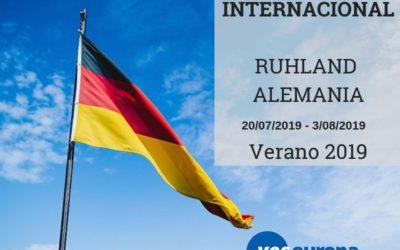 Voluntariado verano en Alemania corta duración