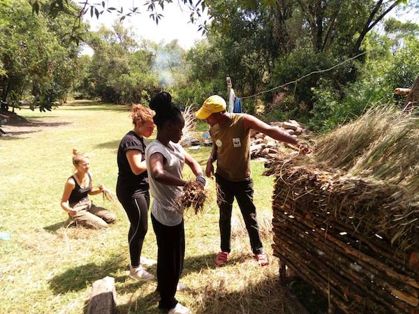 voluntariado kenya agricultura