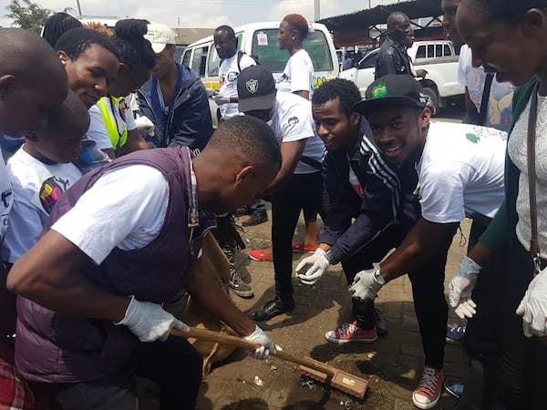 voluntariado kenya ayuda