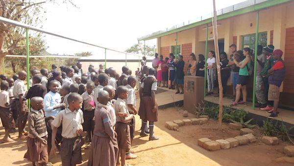 voluntariado kenya clases