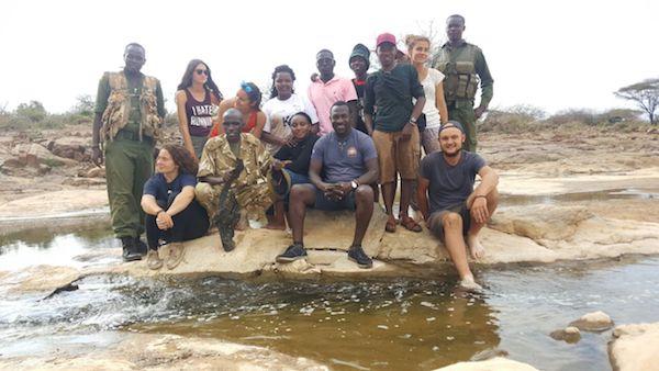 voluntariado kenya comunidad local visitas