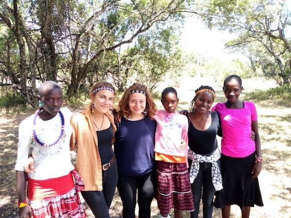 voluntariado kenya comunidad local