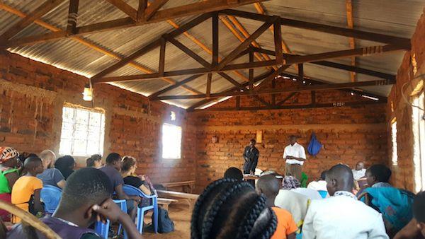 voluntariado kenya dar clases