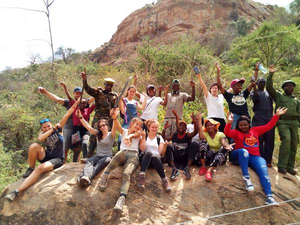 voluntariado kenya grupo