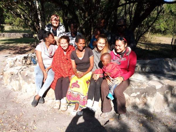 voluntariado kenya jovenes