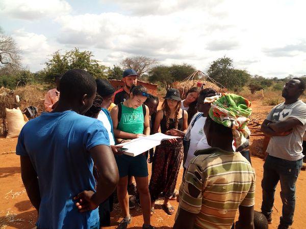 voluntariado kenya local