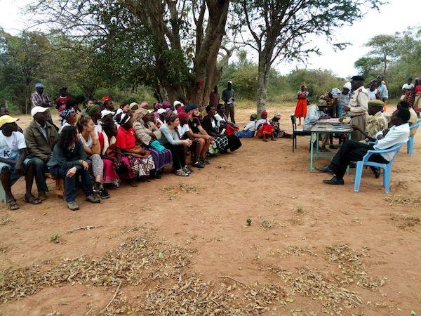 voluntariado kenya reunion