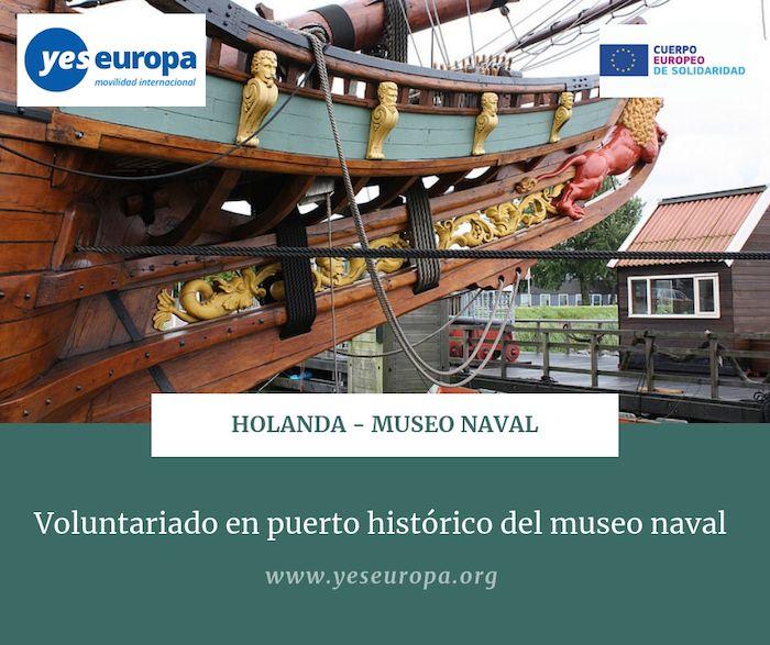 voluntariado museo naval