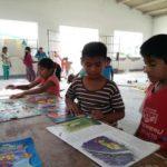 voluntariado peru actividades niños