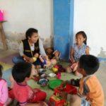 voluntariado peru lima con niños
