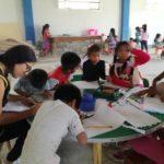 voluntariado peru lima niños