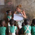 voluntariado togo niños