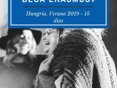 Beca erasmus+ Hungria de 15 días este verano