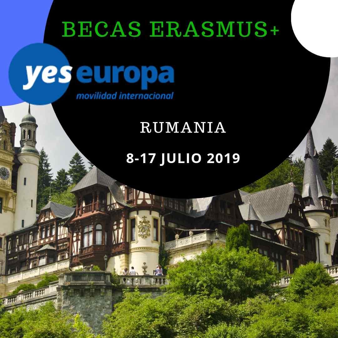 Becas Erasmus en Rumania