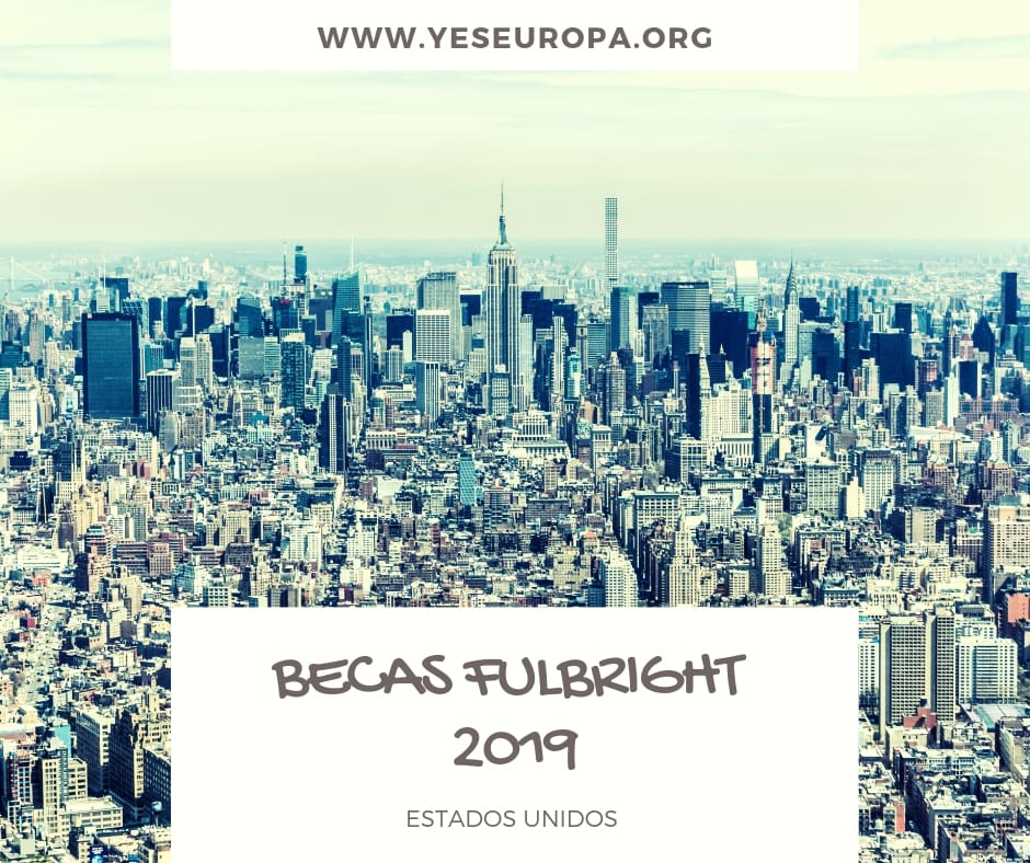 Becas Fulbright 2019