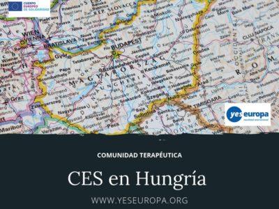 CES en Hungría en comunidad terapéutica