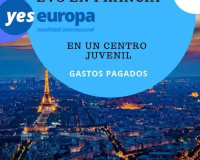 Cuerpo Europeo de Solidaridad Francia
